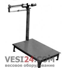 Весы платформенные товарные механические 200кг